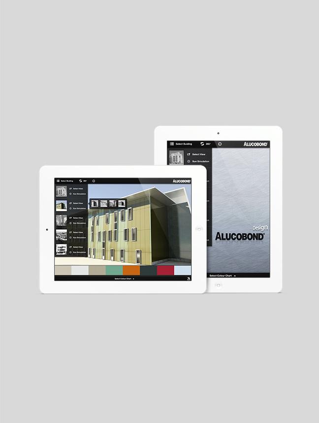 ALUCOBOND® design App