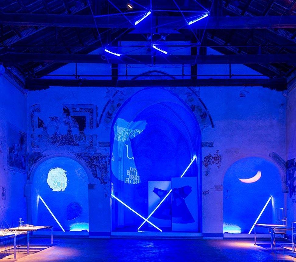 Jacques Toussaint <br/>in itinere <br/>Tra arte e design