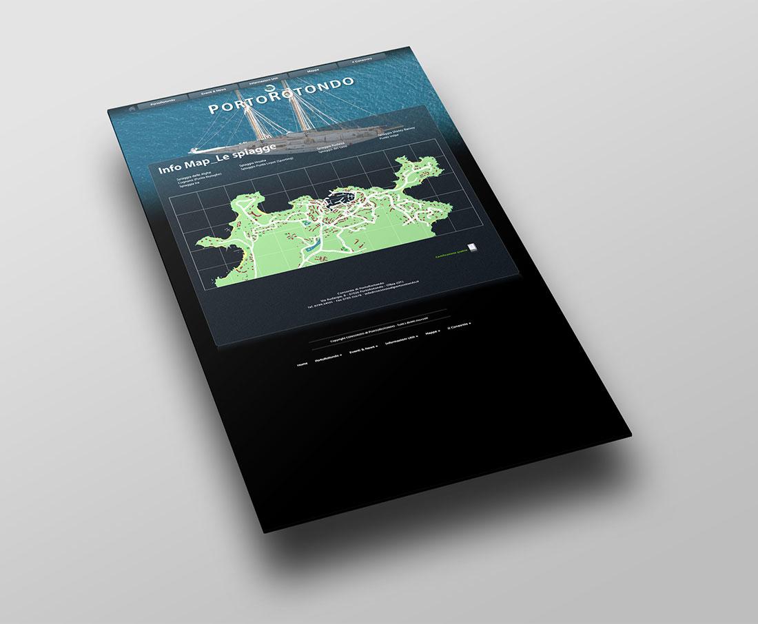 Consorzio di Portorotondo web site