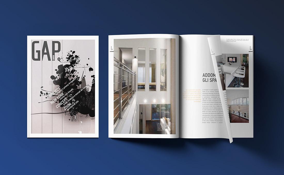 GAP Casa - Magazine