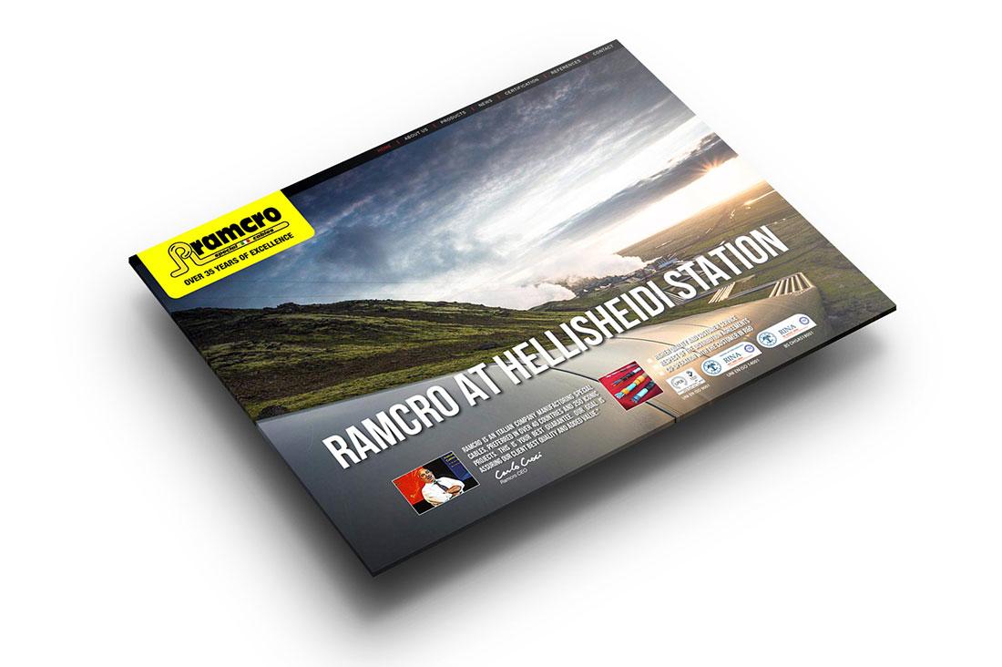 Ramcro_web_site