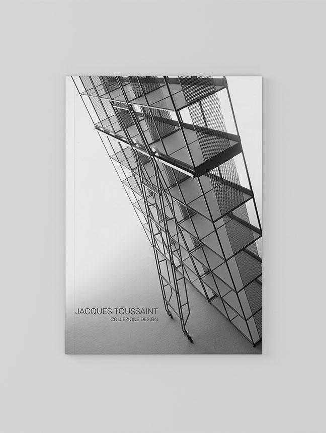 Jacques Toussaint <br/>Collezione Design