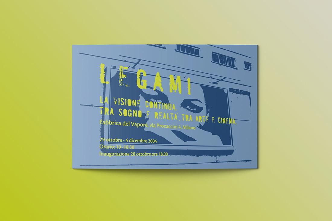 Legami - Postcard