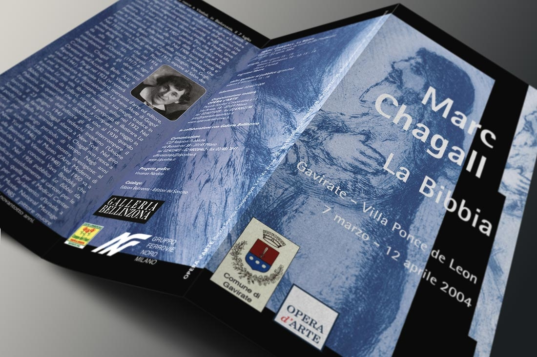 Marc Chagall La bibbia