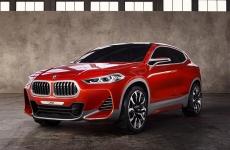 BMW Concept X2. <br/>La nuova sfaccettatura del piacere.